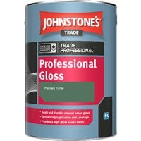 Johnstone's Professional Gloss - Painted Turtle - 5ltr