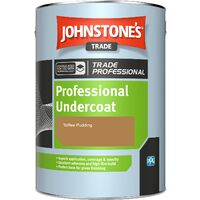 Johnstone's Professional Undercoat - Toffee Pudding - 1ltr