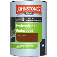 Johnstone's Professional Undercoat - Muted Copper - 1ltr