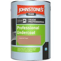 Johnstone's Professional Undercoat - Caramel Sugar - 1ltr