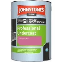 Johnstone's Professional Undercoat - Florentine Pink - 1ltr