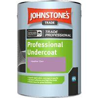 Johnstone's Professional Undercoat - Heather Glen - 1ltr
