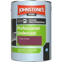 Johnstone's Professional Undercoat - Purple Cabbage - 1ltr
