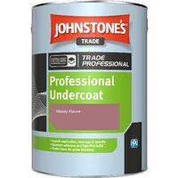 Johnstone's Professional Undercoat - Moody Mauve - 1ltr