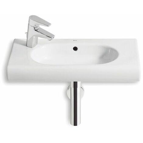 ROCA  Lavabo compacto suspendido - Serie Meridian , Blanco