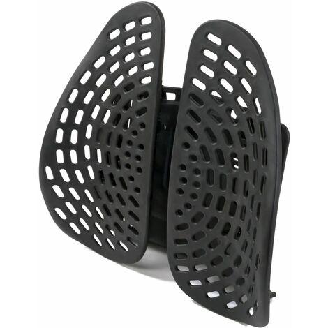 Ergonomische Rückenstütze für Bürostuhl oder Autositz Stützkissen Rückenkissen