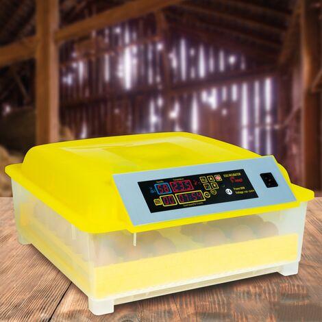Couveuse automatique 48 oeufs incubateur autonome intelligent
