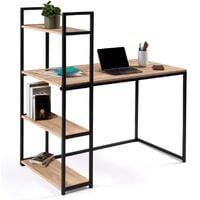 Bureau bibliothèque DETROIT design industriel