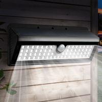 Applique 62 led solaire murale avec sensor