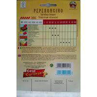 Carolina reaper semi di peperoncino certificati in confezione sigillata piccante