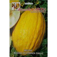 Semi di melone giallo rugoso di cosenza buste sigillate seme orto frutta meloni