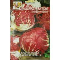 Semi di cicoria rossa di verona a palla buste sigillate seme orto frutta cicorie