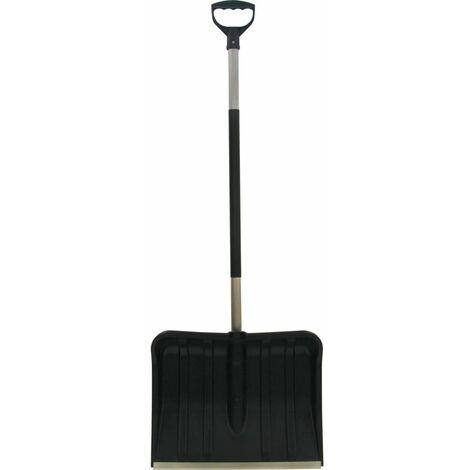 Rutland 465X370X1300MM Snow Shovel Aluminium Handle