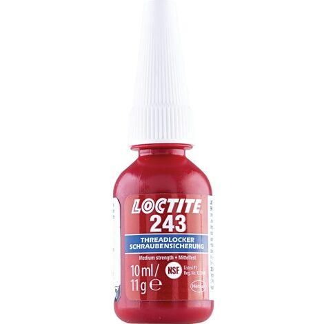 Loctite Threadlocker, Medium Strength, 10ML