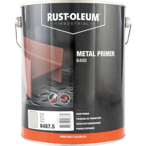 Rust-oleum 6487 Grey Shop Primer - 5LTR