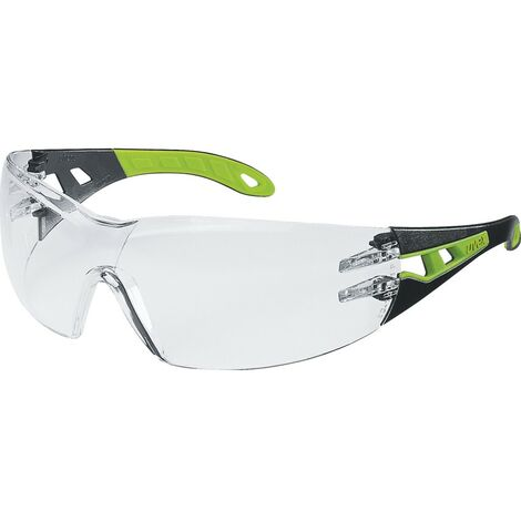 uvex 9192-720 Pheos Safety Spectacles Clear Lens - Small Size