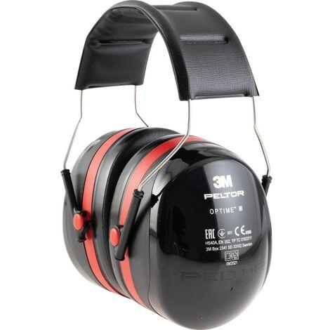 3M Peltor Optime III, Ear Defenders, Headband