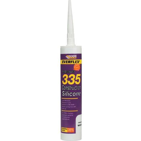 Ever Build 335 Construction Sealant Black (C3) 310ML