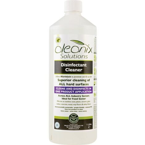 Oleonix Disinfectant Cleaner Concentrate 1LTR