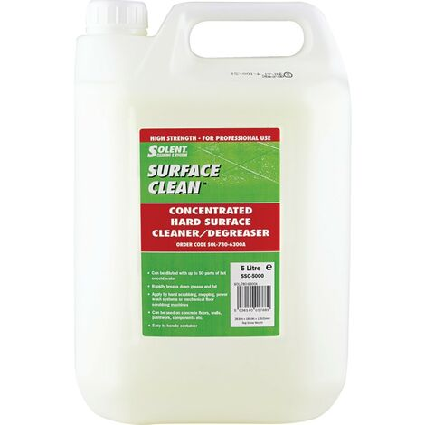 Solent Cleaning SSC-5000 Surface Clean 5LTR