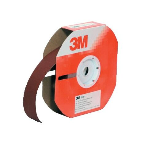 3M 314D Utility Cloth Roll 25MM X 25M - P150