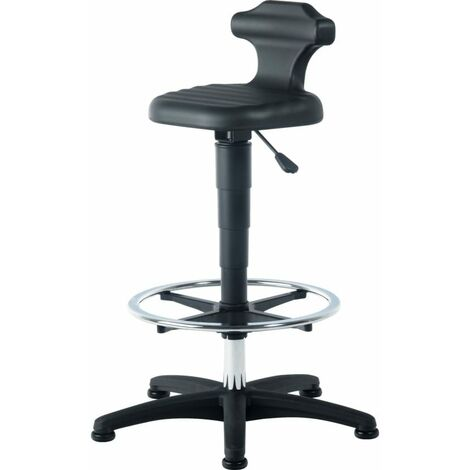 Flex 3 Sit Stand Stool with Footring