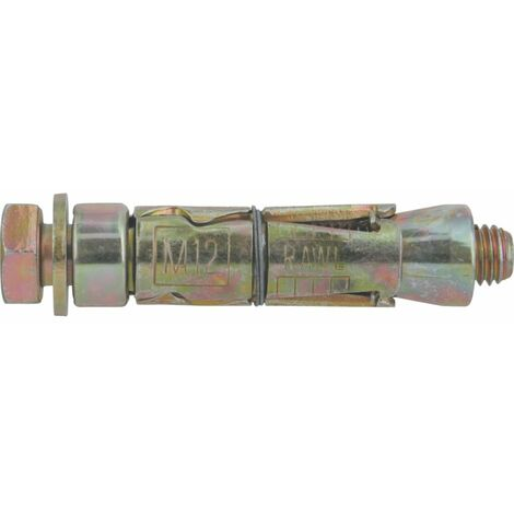 Rawl Shield Anchor Loose Bolt M16 15L 44-205