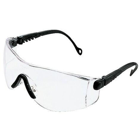 Honeywell 1000016 Op-Tema Black Frame Clear Lens Eyeshield