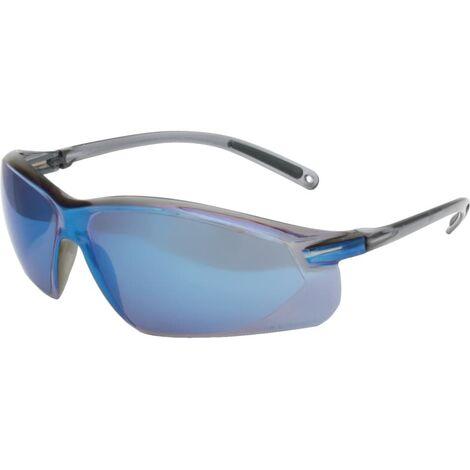 Honeywell A700 Blue Mirror Hardcoat Lens Safety Specs
