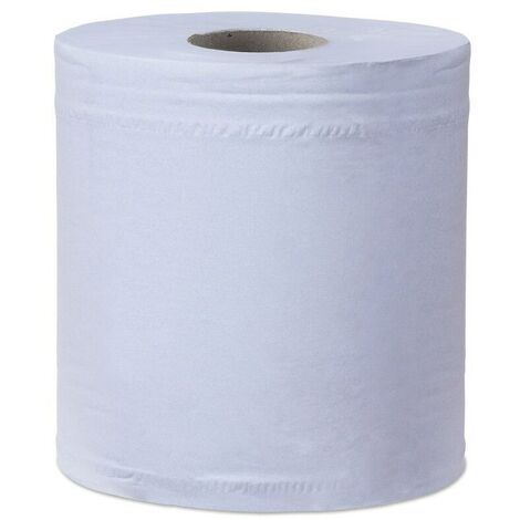 Tork Wiping Paper Plus 2ply Blue M2 128207
