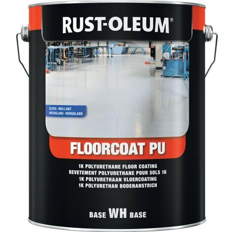 Rust-oleum 7268 Floorcoat PU English Red Gloss 5L