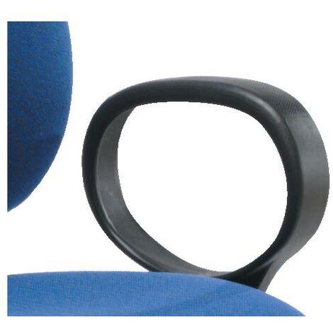 Jemini Loop Arms Black
