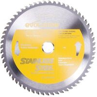 """Evolution Power Tools Raptor 14"""" Saw Blade for Stainless Steel"""
