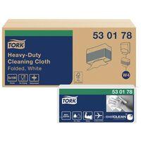 Tork Heavy-Duty Cleaning Cloth White W4 530178