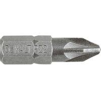 Pz2 Screwdriver Bits pk25 DT7908 Dewalt