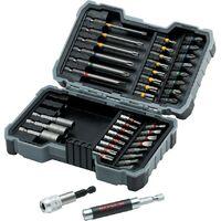 Bosch 43 Piece Extra Hard Screwdriver & Nut Driver Bit Set in A Hard Case - 2 60