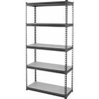 Matlock 5-Shelf Rack 915X460X1830 MM 318KG Per Shelf