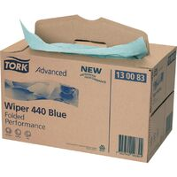 Tork 130083 Ind. H/D Paper 440 Handy Box 3PLY Blue (1)