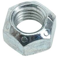 M10 Stover All Metal Self Locking Nuts Grade 8 BZP- you get 10