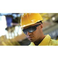 Honeywell A700 Amber Hardcoat Lens Safety Specs