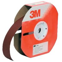 3M 314D Utility Cloth Roll 3 8MMX25M P60