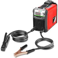 Soudeur MMA200. Soudeur DC Inverter. Puissance entre 25A-200A. Tension 230V. Diamètres du fil 2mm-3,2mm - Greencut
