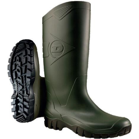 Stivali Dunlop Dane K600011 impermeabile lavoro agricoltura pesca gomma PVC