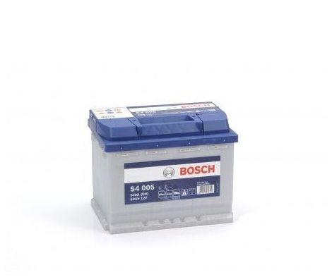 Batería de Coche Bosch 60Ah 540A EN S4005 borne + dcha