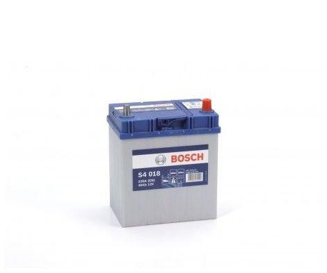 Batería de Coche Bosch 40Ah 330A EN S4018 borne + dcha