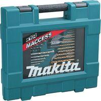 Coffret ensemble accessoires MAKITA 104 Pièces MACCESS - D-31778