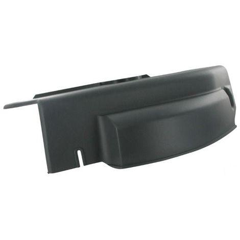 325060111/0 - Carter DROIT de protection de courroie pour tondeuse autoportée Castelgarden / GGP