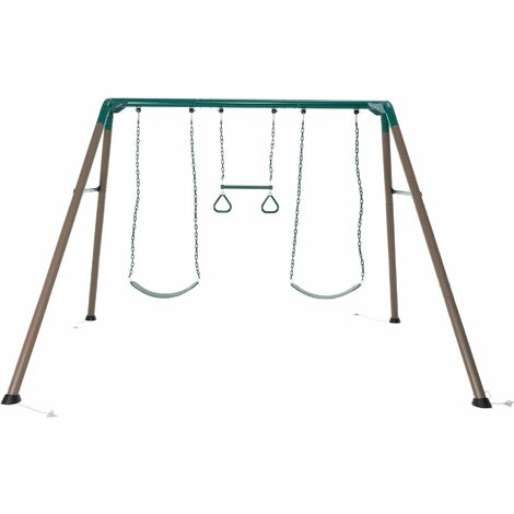Lifetime 7-Foot Swing Set