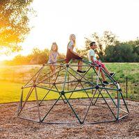 Lifetime Climbing Dome (Earthtone) - Green