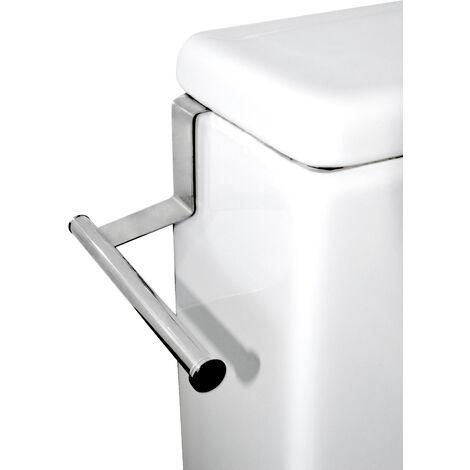 Portarrollos acero inoxidable para inodoro, fijación sin tornillos - CM Baños